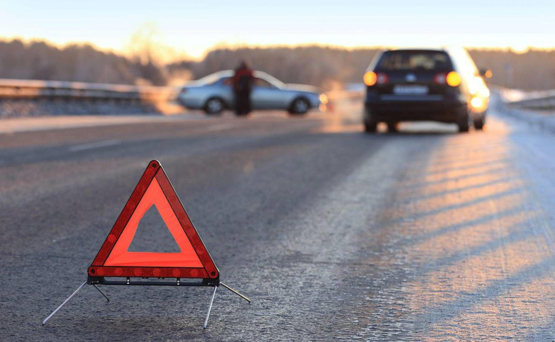 У Києві зіткнулися відразу три авто (фото)