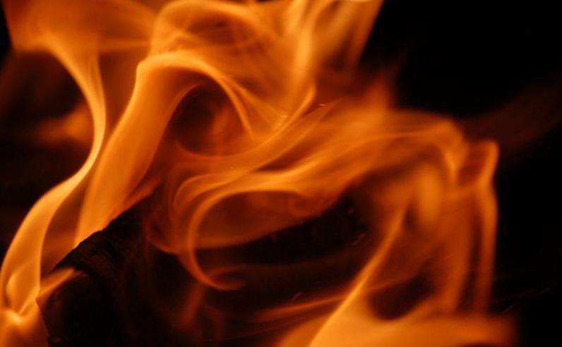 В Одесі з вогню врятували безпритульних (відео)