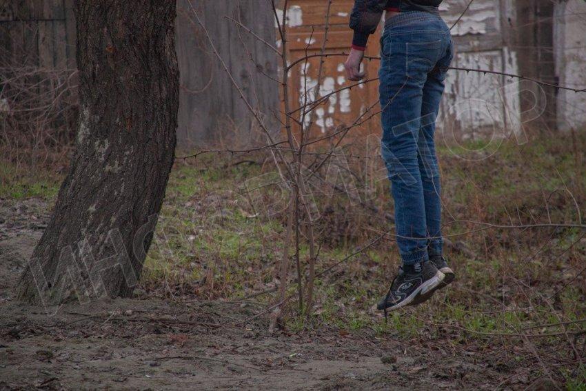 У Дніпрі школяр публічно наклав на себе руки