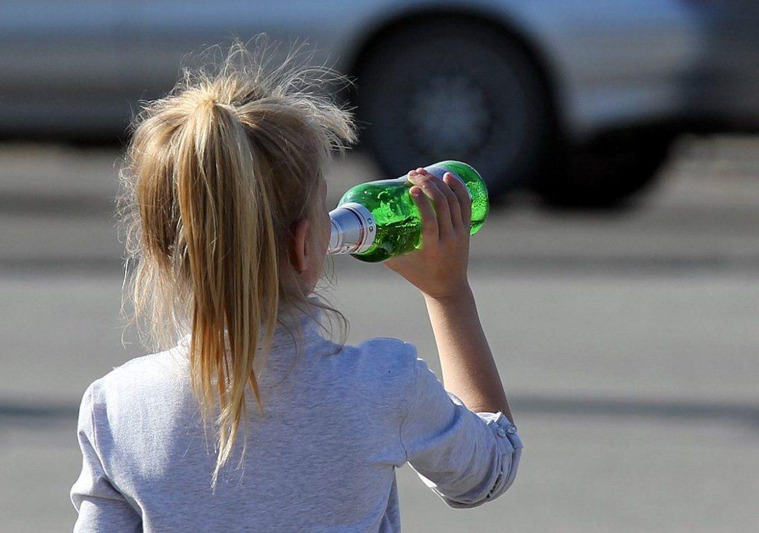 На Одещині дитина впала в алкогольну кому