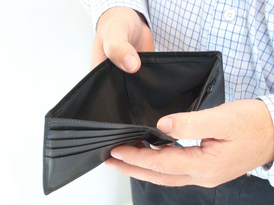 На Волині у дідуся вкрали гаманець з грошима