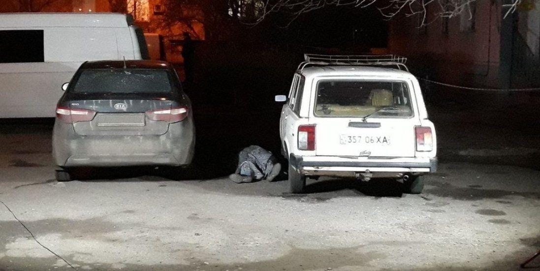 У Харкові впритул кілер розстріляв чоловіка (фото)