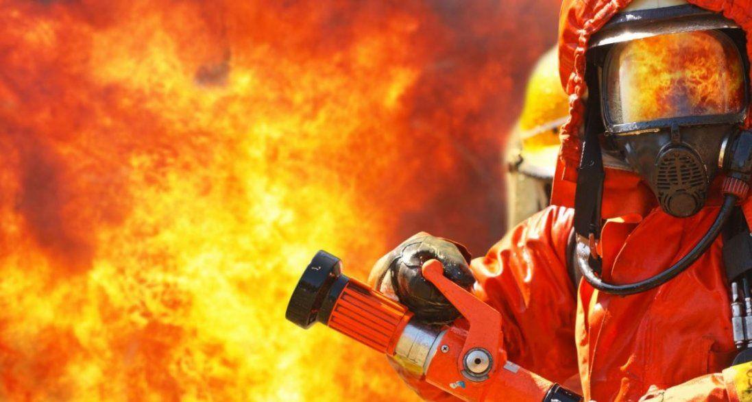 Волинянин загинув під час пожежі через куріння