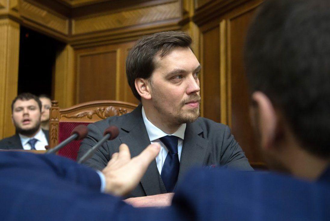 Зеленський не звільнив Гончарука: деталі розмови