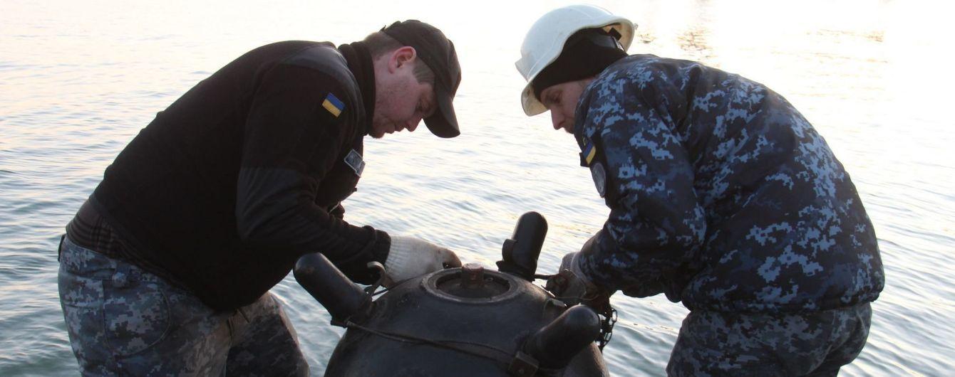 Українські військові заміновують акваторії Азовського моря