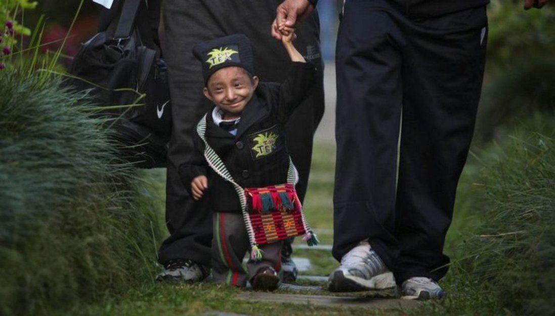 Померла найменша людина у світі зі зростом лише 67 см