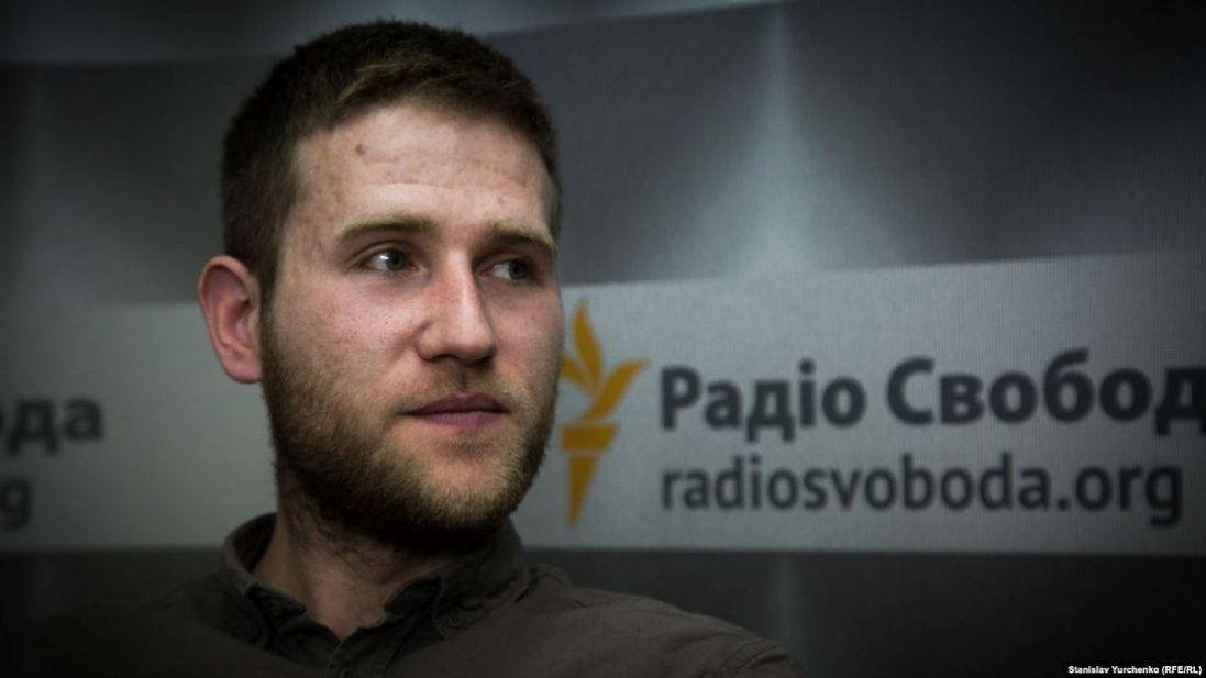 Журналісту-випускнику луцького вишу на 34 роки заборонили в'їзд до Росії