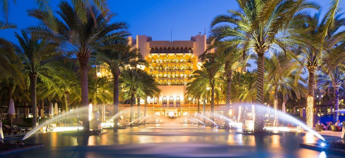 Показали номер готелю в Омані, в якому відпочивав Зеленський (відео)
