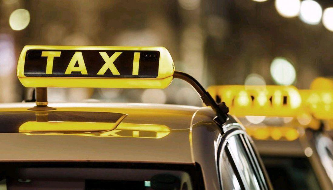 У Запоріжжі таксист змусив «зайця» вмитися зеленкою (відео)