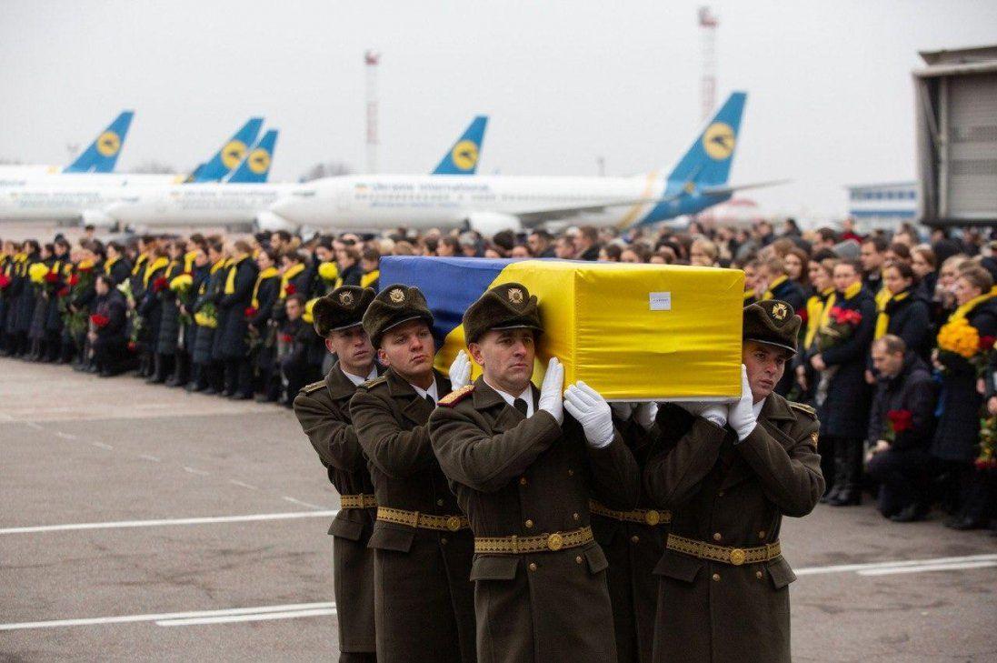Більшість загиблих в авіакатастрофі українців поховають на Київщині (відео)