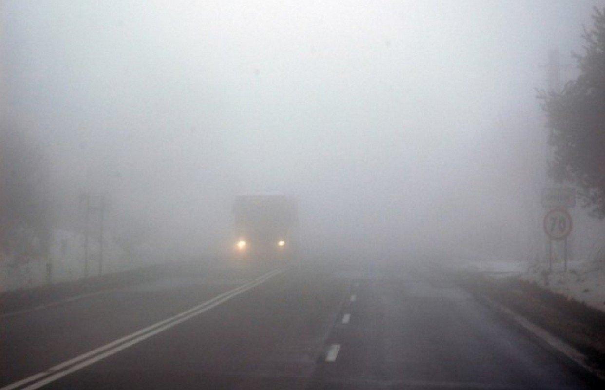 Які області України вкриє густим туманом