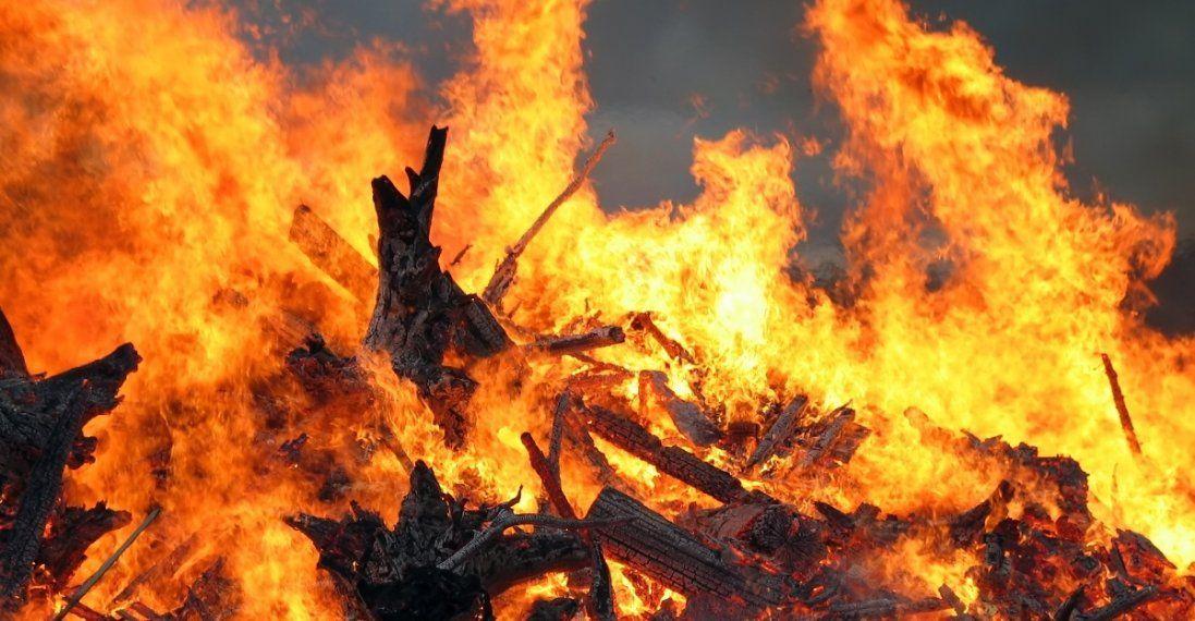 На Волині 88-річна жінка загинула під час пожежі