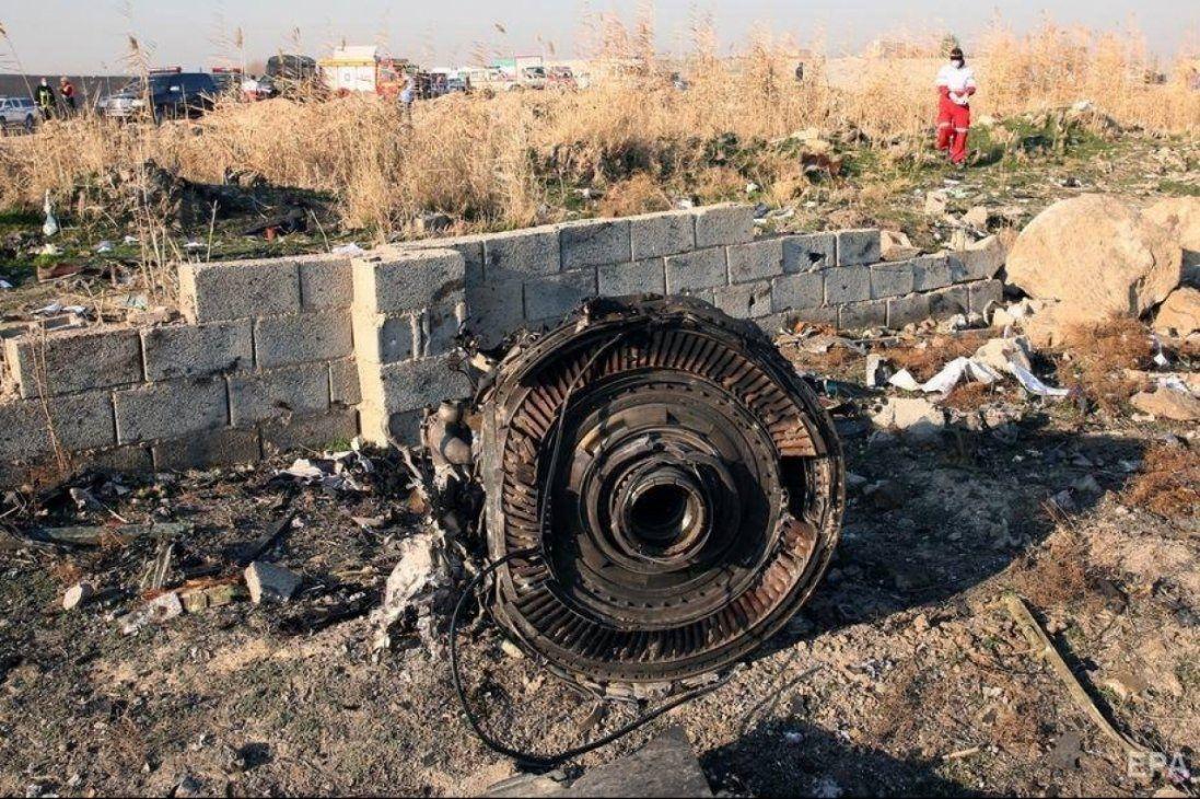 Іран зобов'язали виплатити компенсації сім'ям загиблих в авіакатастрофі