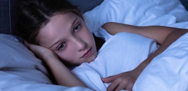 Безсоння у дітей: симптоми, причини та лікування