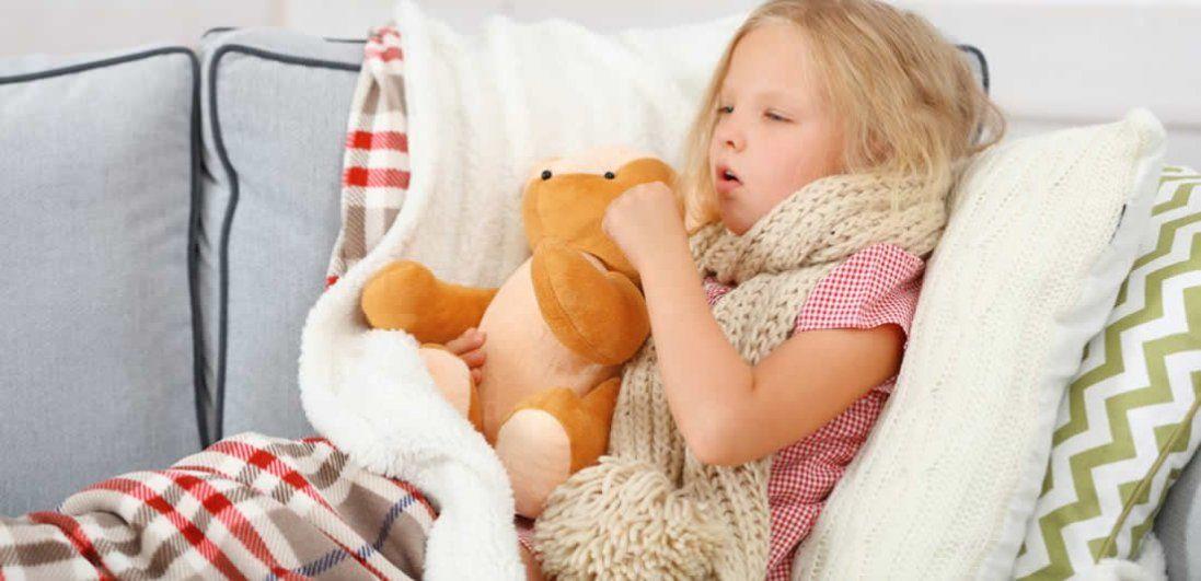 Кашель у дитини: які бувають види кашлю та як їх лікувати