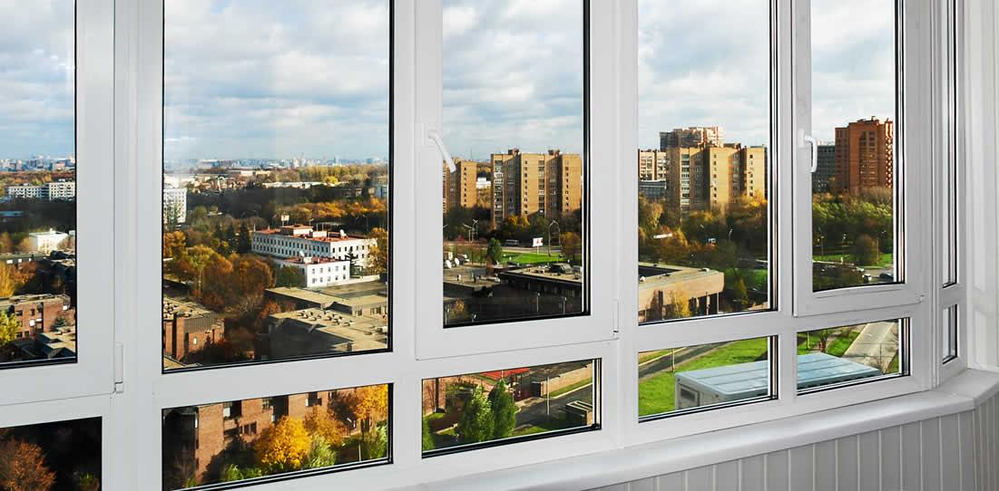 Як вибрати вікна на балкон чи лоджію