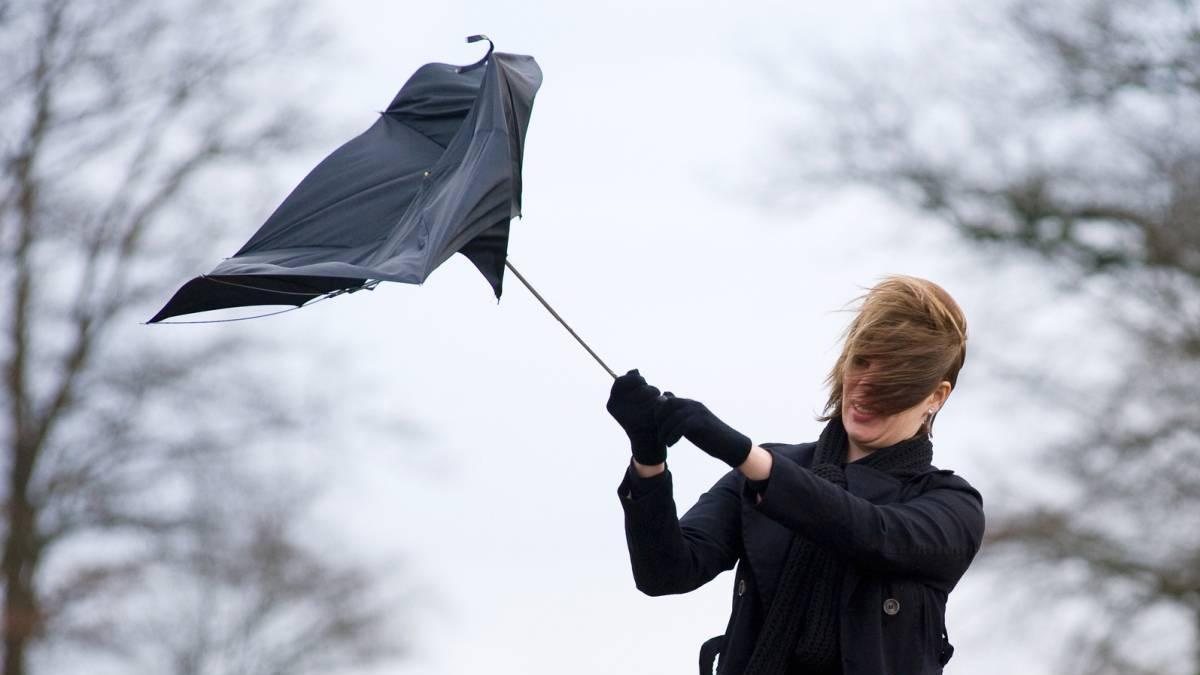В Україні оголосили штормове попередження