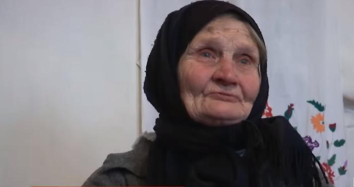 Мати убитого Іваненкоа
