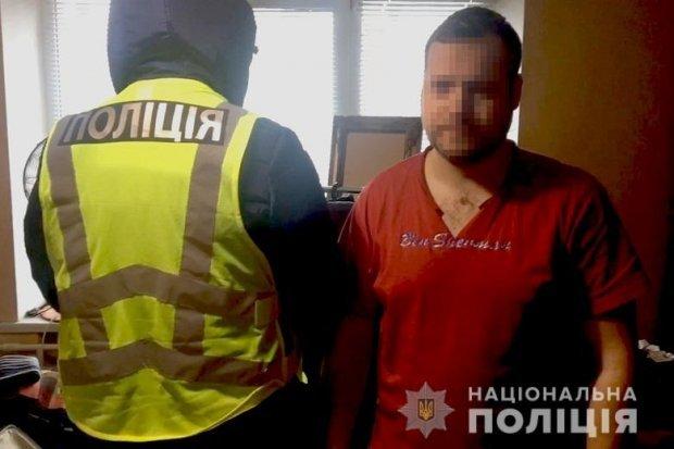 Правоохоронці затримали адміністратора порно-студії / Фото: Нацполіція
