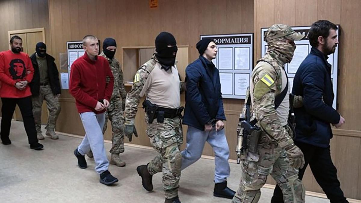 Назвали кількість полонених Росією українців