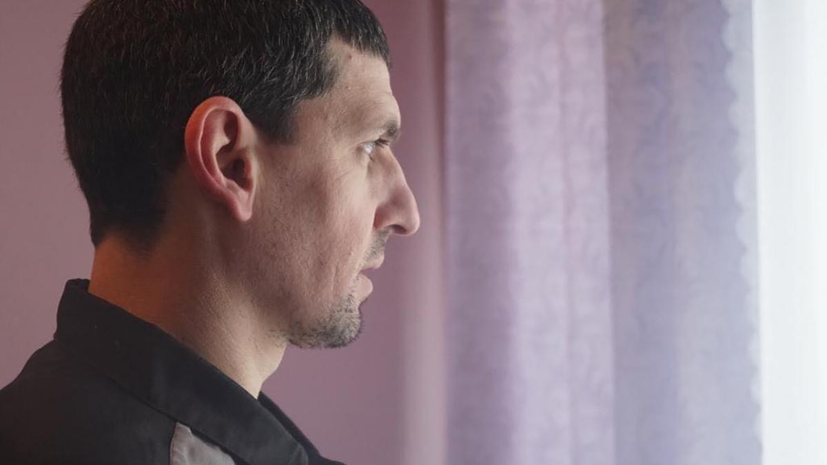 В'язень Кремля повернувся в Україну (фото)