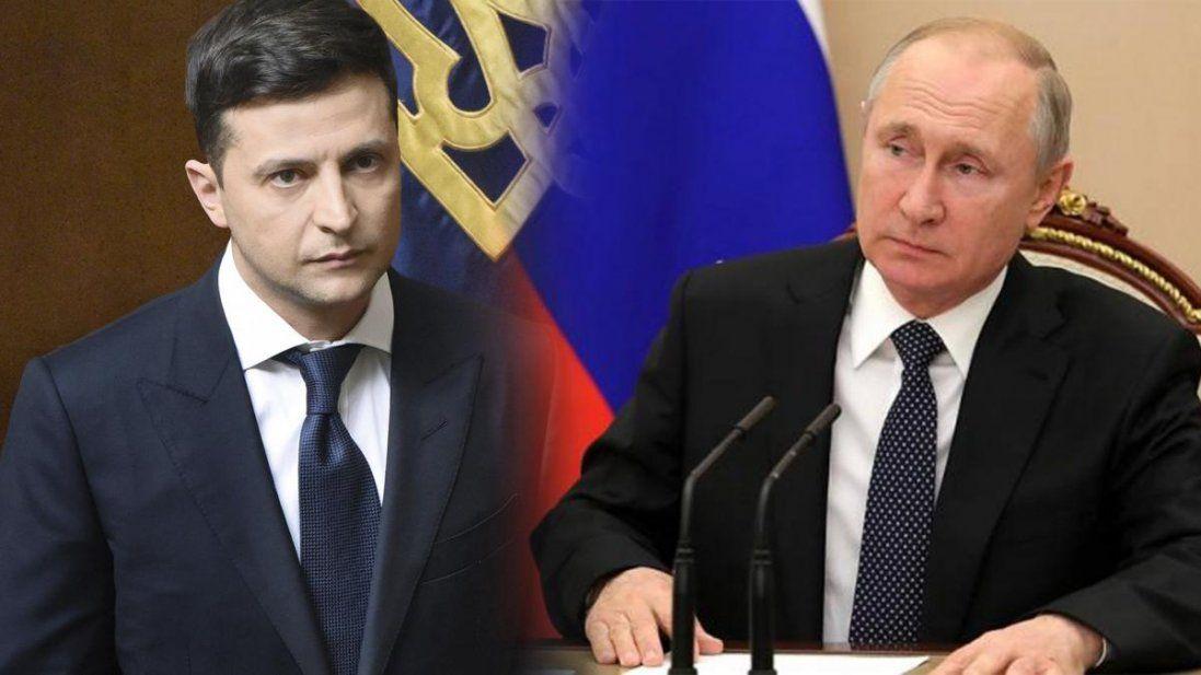 Російські ЗМІ анонсують зустріч Зеленського і Путіна в Ізраїлі