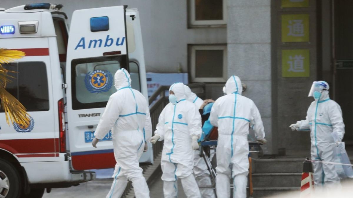 У Китаї збільшилася кількість загиблих від коронавіруса