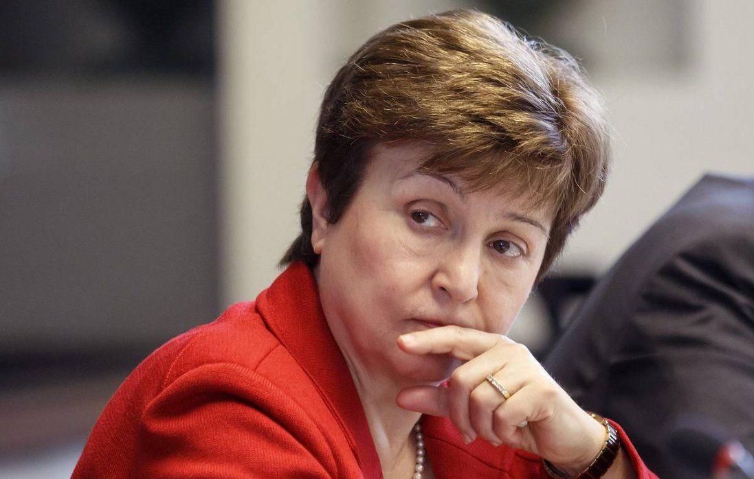 У Давосі Зеленський зустрівся з головою МВФ (відео)