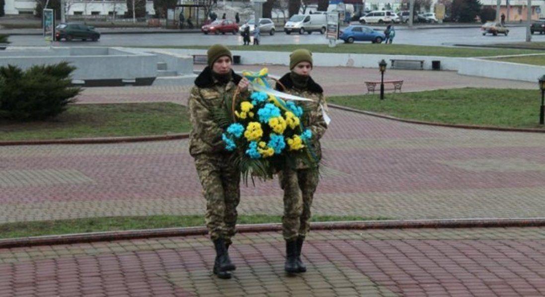 У Луцьку відзначили День Соборності (фото)