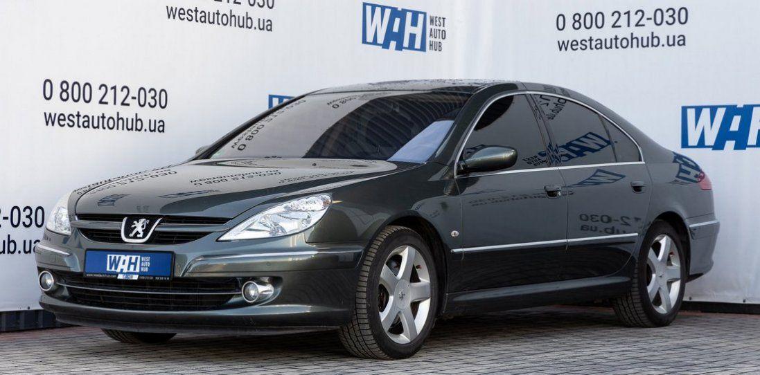 Престижне Peugeot 607 — всього за 6 800 доларів