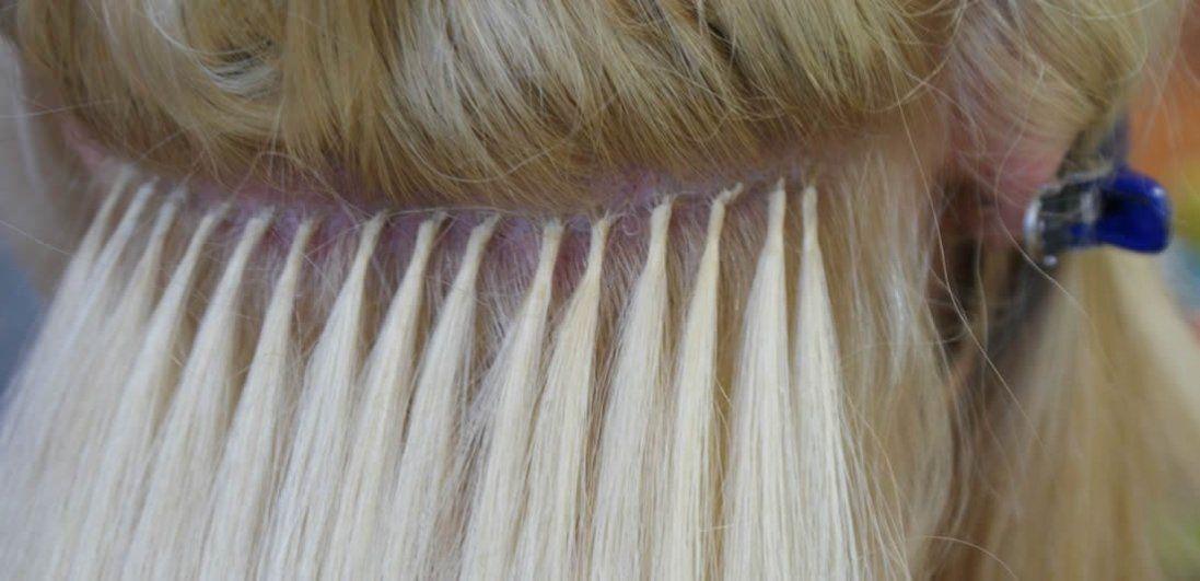 Італійське нарощування волосся