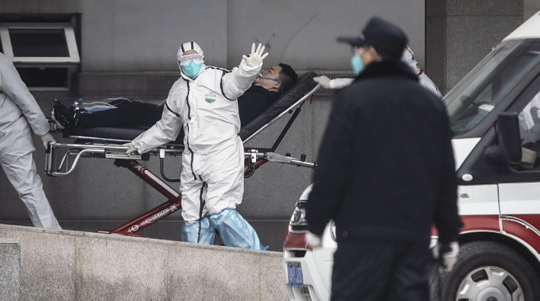 Через смертельний вірус у Китаї закрили 13 міст