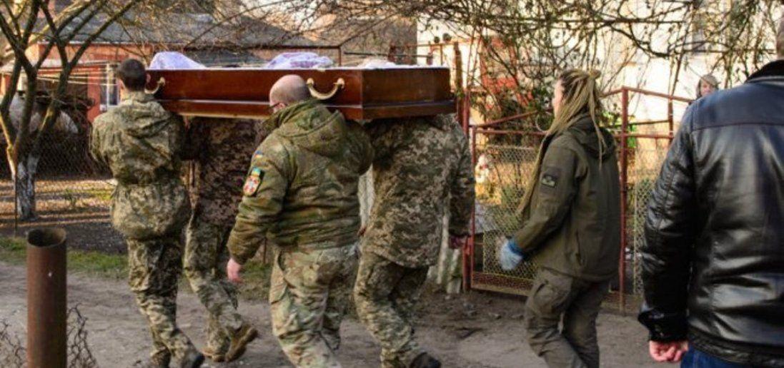 Загиблого Героя зустріли у рідному селі на Волині (фото)