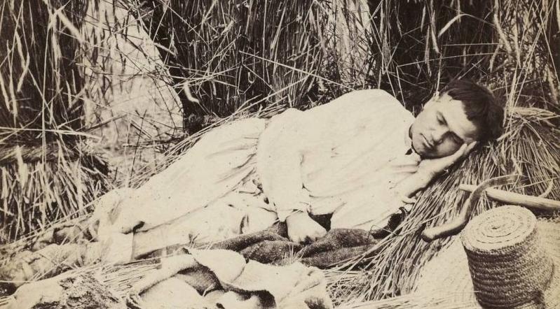 Якими були перші фото українців