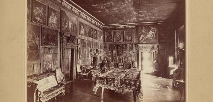 Підгорецький замок 140 років тому: раритетні фото