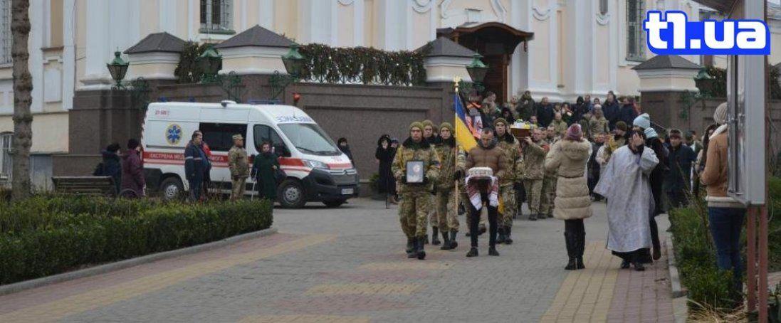 Як у Луцьку прощалися з Миколою Сорочуком (фото)