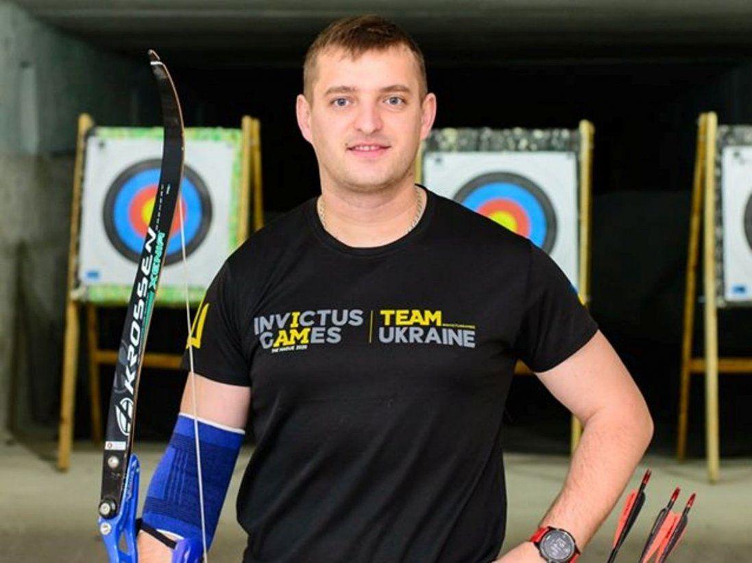 Ветеран ЗСУ з Луцька їде на «Ігри Нескорених-2020»