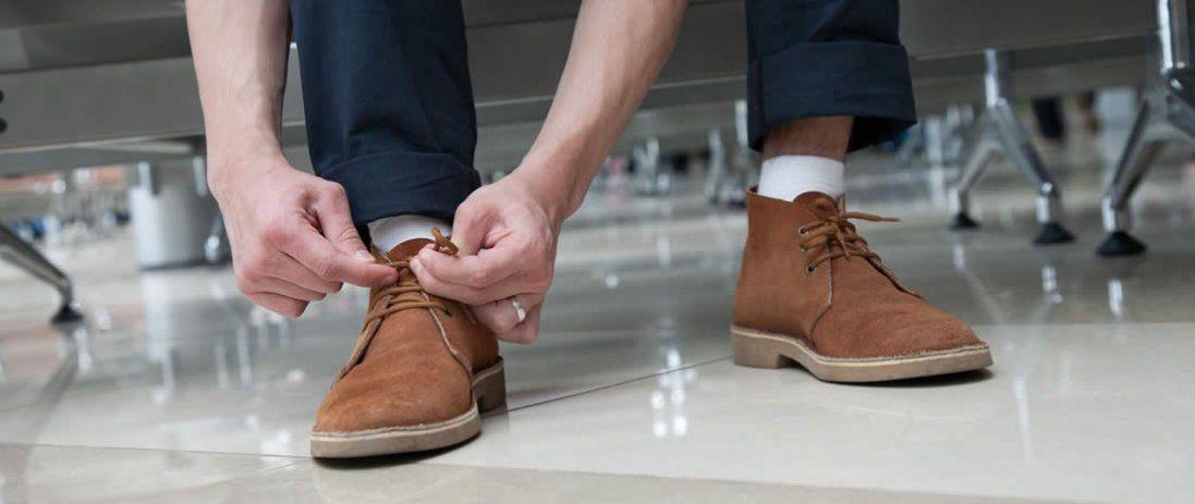 Черевики з нубуку: як вибрати та з чим носити