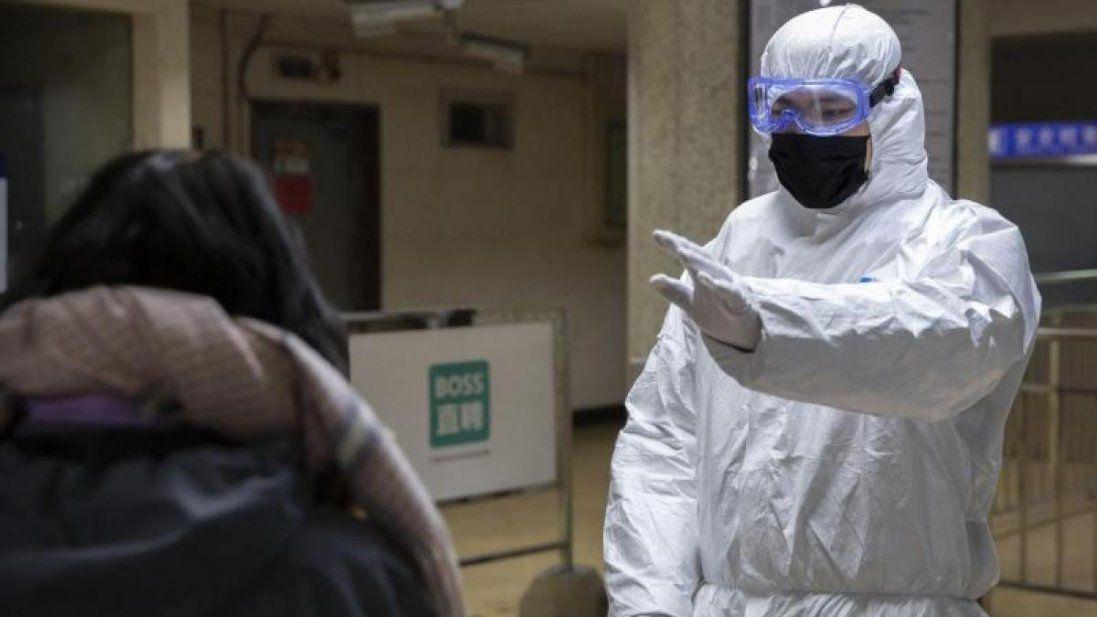 У Києві зафіксували випадок коронавірусу. Це не штам 2019- nCoV