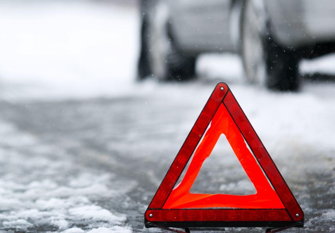 У Луцьку на проспекті Волі - дві аварії (фото)