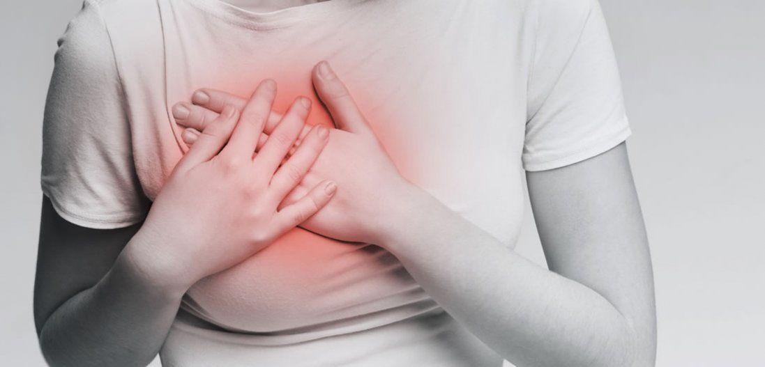 Рак молочної залози: стадії, діагностика, симптоми
