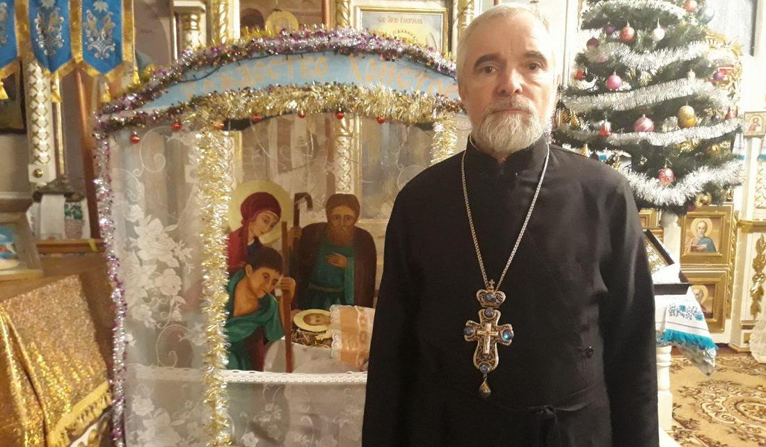 Першим на Волині залишив Московський патріархат і ні дня не шкодував
