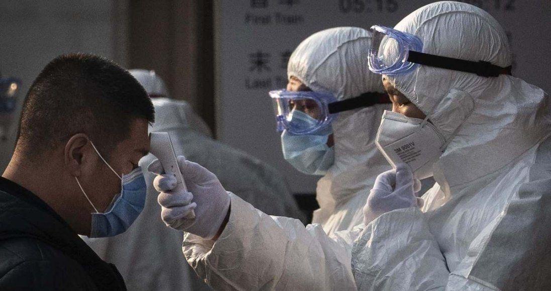 Через коронавірус у Дніпрі тепловізори «вичислятимуть» людей з підвищеною температурою