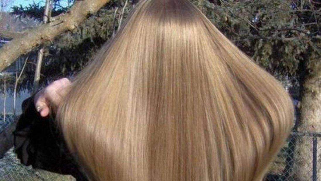 На Вінниччині живе 73-річна Рапунцель із 120-сантиметровою косою
