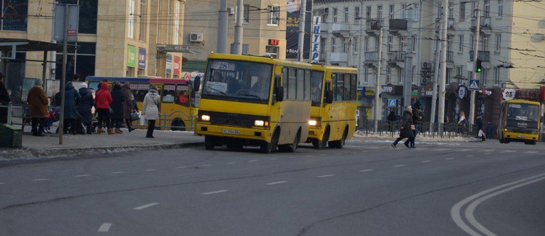 У Луцьку хочуть бачити пасажиропотік онлайн