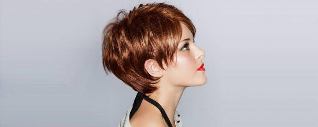 Жіноча зачіска «Піксі боб»