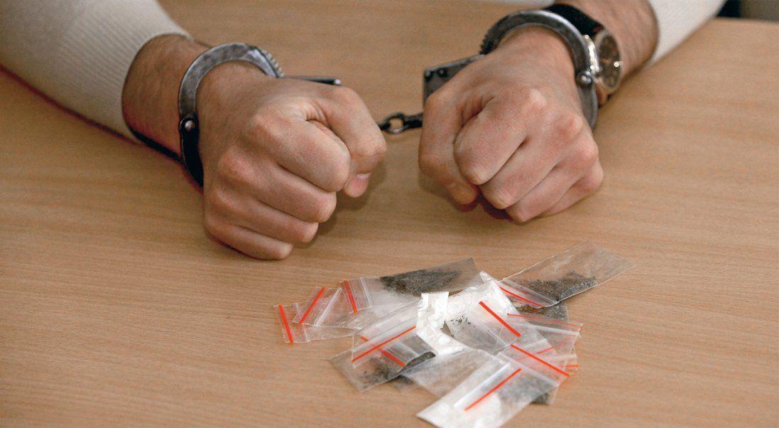 На Волині спіймали хлопця з наркотиками