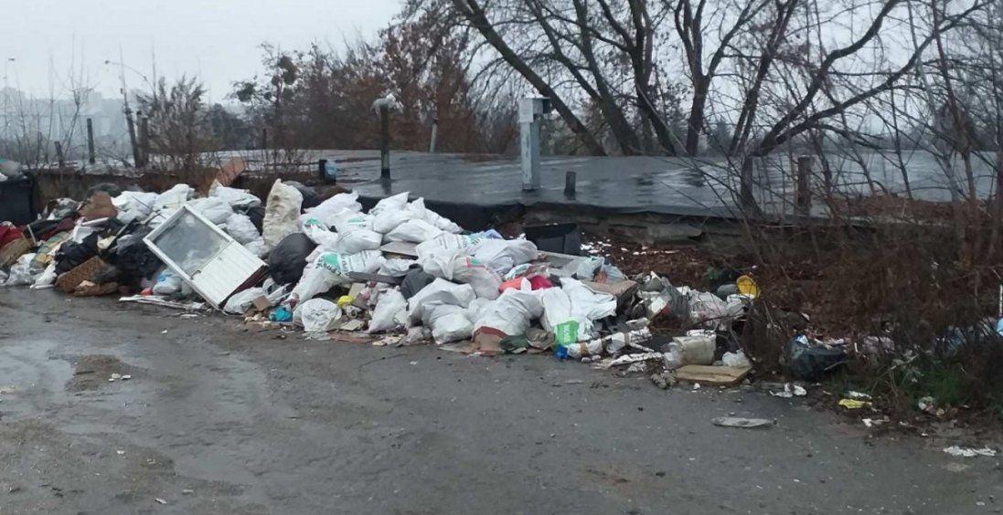 У Луцьку візьмуться за стихійні сміттєзвалища