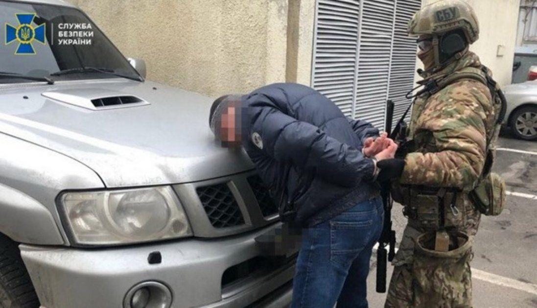 У Харкові затримали кілерів і розкрили замовне вбивство закордоном (фото)