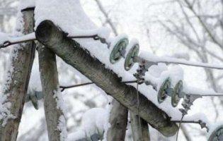 В Україні негода знеструмила понад 600 населених пунктів